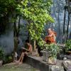Vienuoliai Kambodžoje